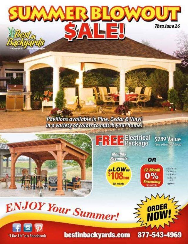 Pavilions June Cover