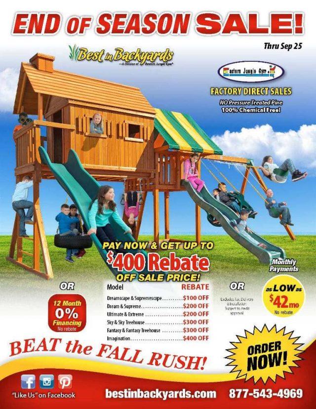 Eastern Jungle Gym September Cover
