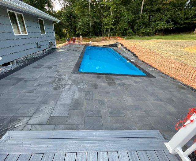 Best in Backyards Pool Install